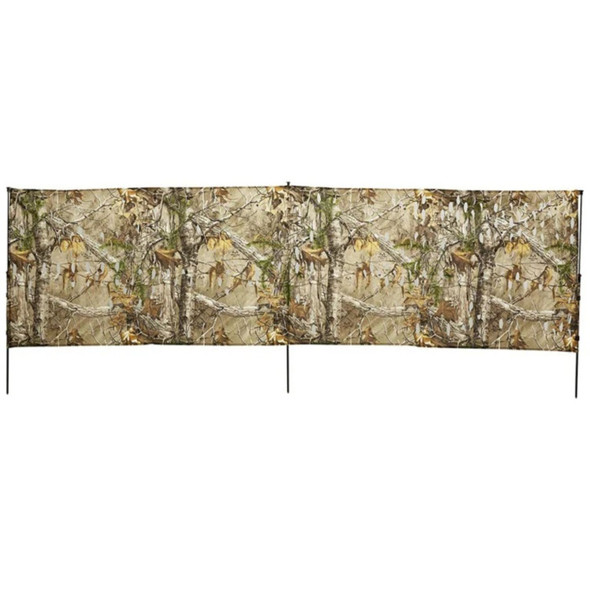 Hunters Specialties Ground Blind 27 in x 12 ft Realtree Edge