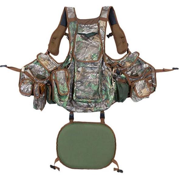 Hunters Specialties Strut Undertaker Turkey Vest Edge