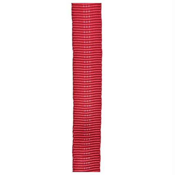 "1""X300' 3 STRIPE - RED"