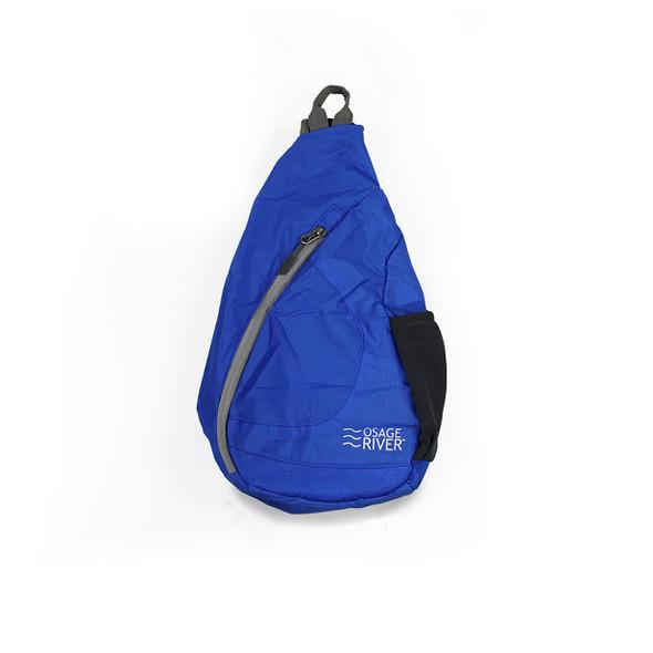 Osage River Taber Sling Bag - Sky Blue/Gray