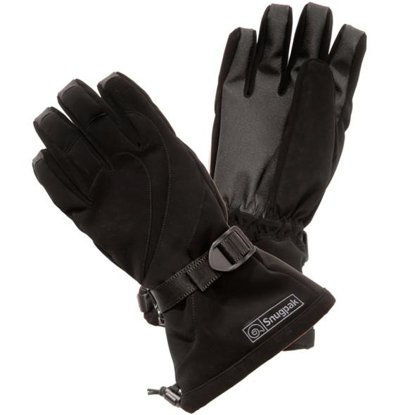 Snugpak Geothermal Gloves Black SM MD