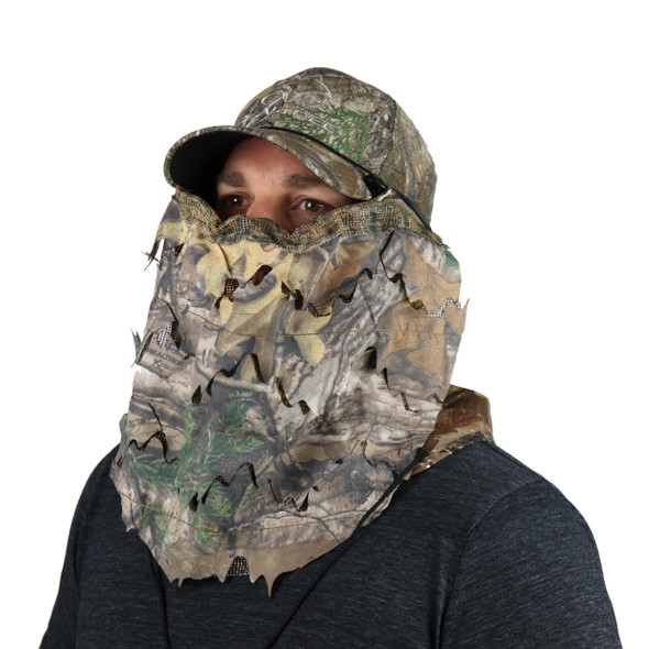 BunkerHead Realtree Xtra Leafy and Cotton System