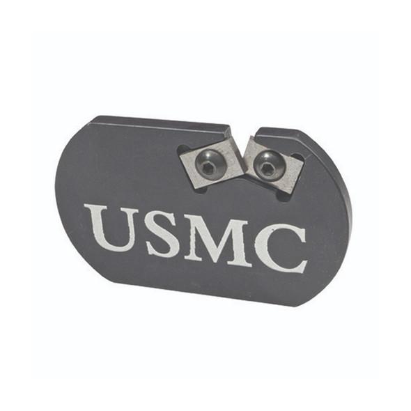 Redi-Edge Challenge Coin Knife Sharpener USMC