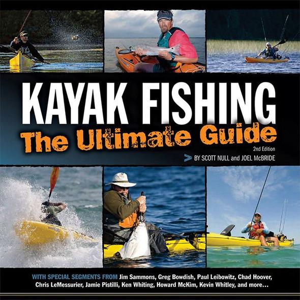 KAYAK FISHING:  THE ULT GD 2