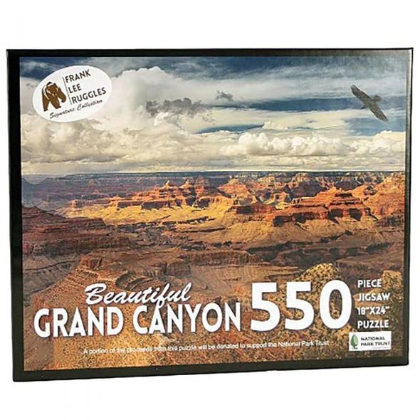 BEAUTIFUL GRAND CANYON PUZZLE