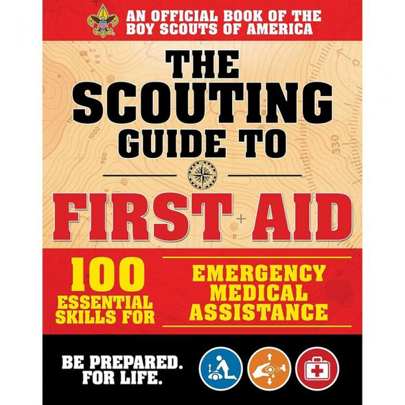 SCOUTING GUIDE TO FIRST AID