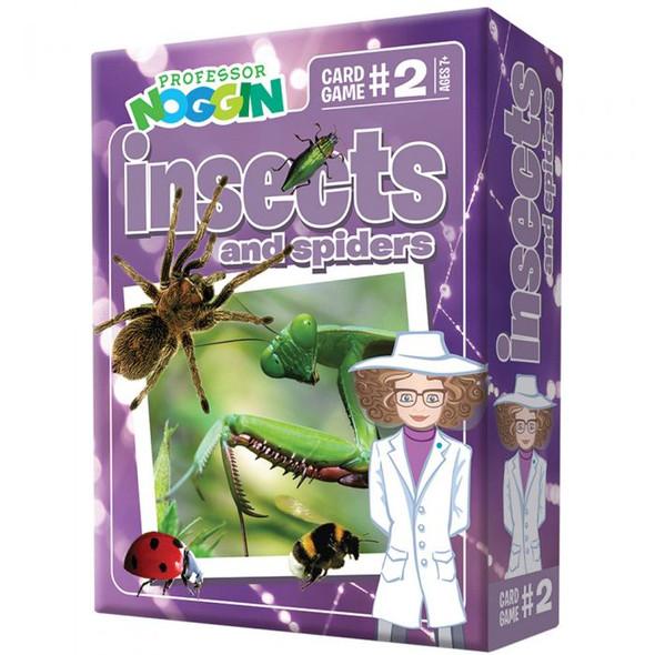 PROF NOGGIN-INSECT & SPIDERS