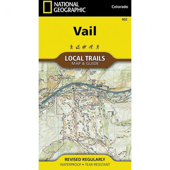 VAIL LOCAL TRAILS #602
