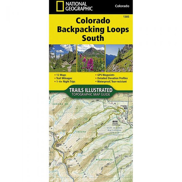 COLORADO BACKPACK SOUTH #1305
