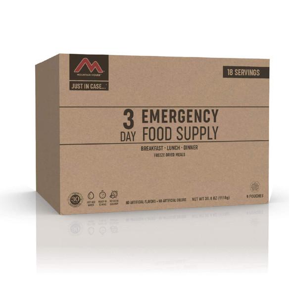 3-DAY EMERGENCY FOOD KIT