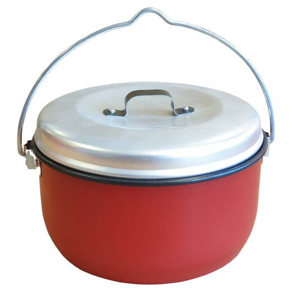 COOKING POT 2.5L RED