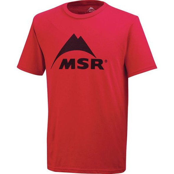 SPARK T-SHIRT LG RED