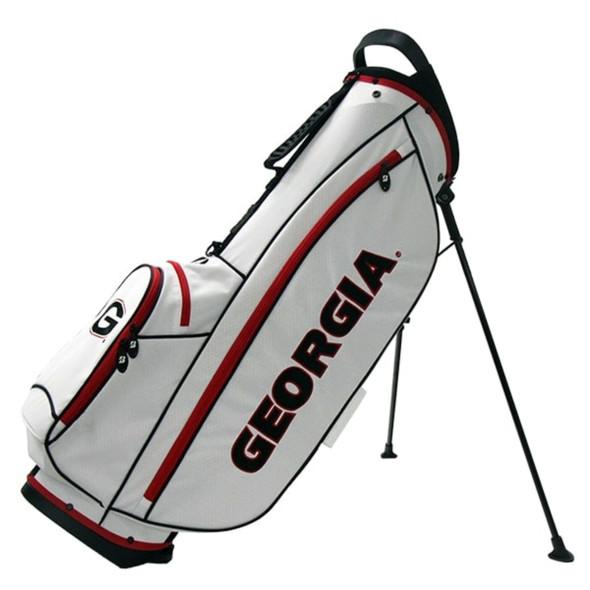 Bridgestone NCAA Golf Stand Bag-Georgia