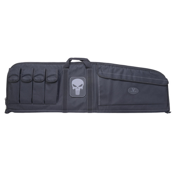 .30-06 OUTDOORS 41 in. Combat Tactical Case w/#1Skull Patch