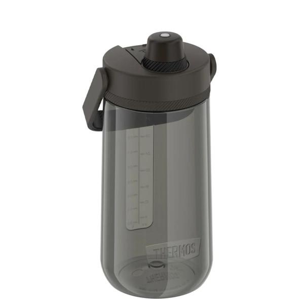 Thermos 40 oz Hard Plastic Hydration Bottle w Spout Black