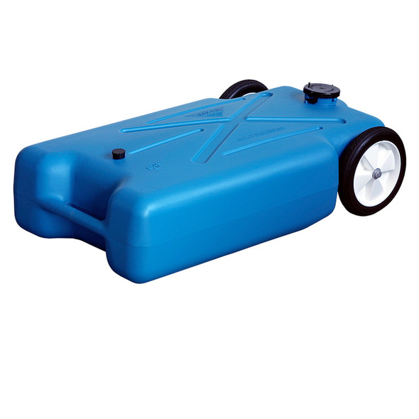 Barker 22 Gallon Tote-Along Drain Water Tank