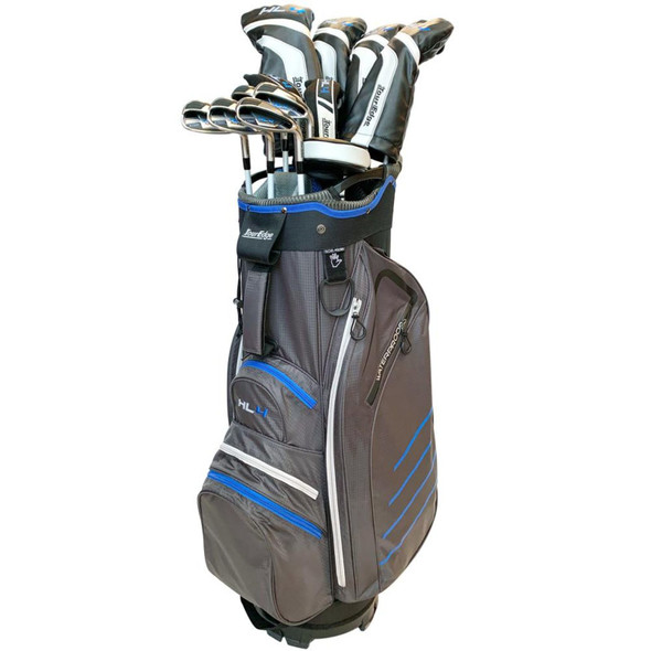 Tour Edge HL4 To-Go Womens Complete Golf Set Reg Flex-Graphite-RH