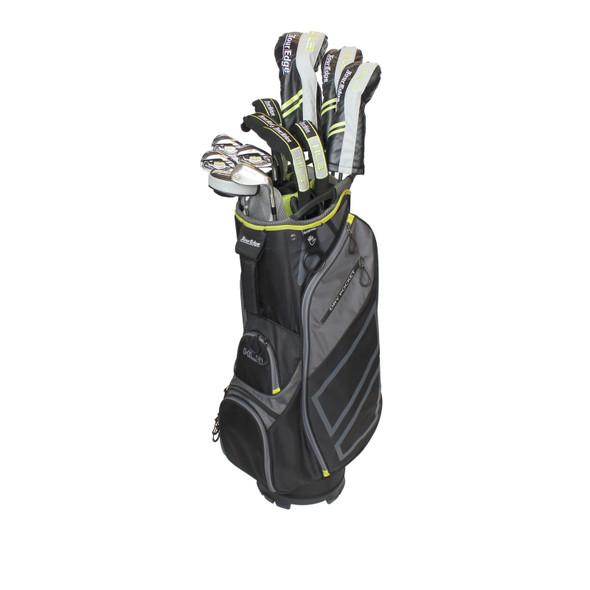 Tour Edge HL3 To-Go Mens Complete Golf Set Senior-Graphite-RH
