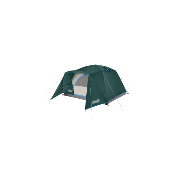 Coleman Skydome Tent 4P Fullfly Vest Evrgrn C001