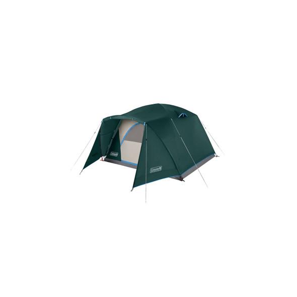 Coleman Skydome Tent 6P Fullfly Vest Evrgrn C001
