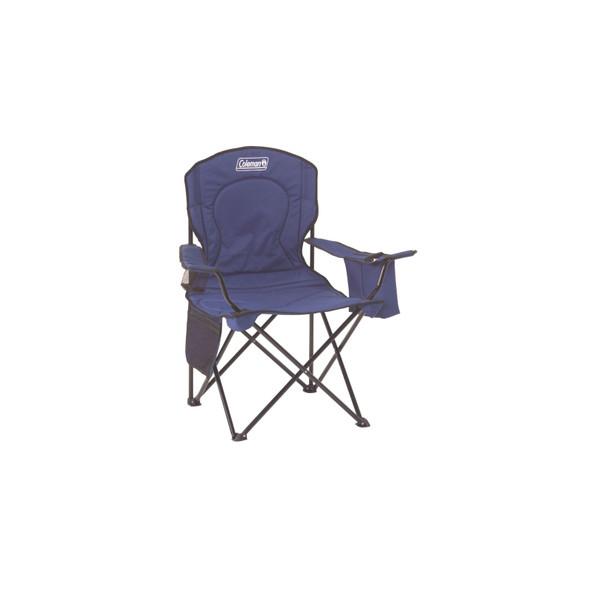 Coleman Chair Cooler Quad Blue C004