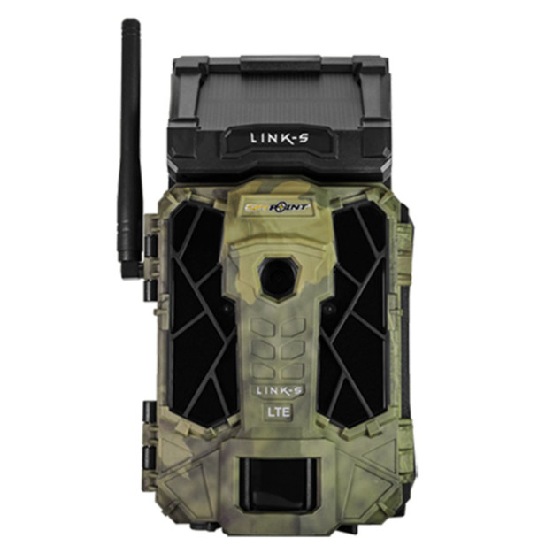 Spypoint LINK-S-DARK Solar Dark Cellular Trail Camera ATT