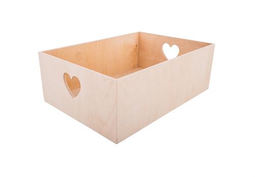 GAJBICA SRCE, drvena gajbica za pakovanje 999038 9.1 |  New Free Look LS d.o.o.