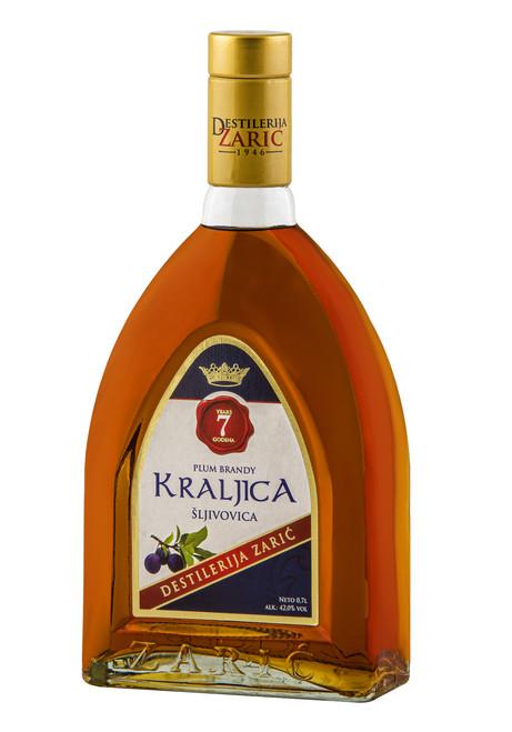KRALJICA, rakija Zarić