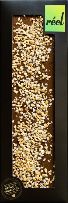 MLEČNA  ČOKOLADA  35%, čokolada ručne izrade