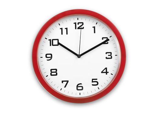 TIME Plastični zitni sat