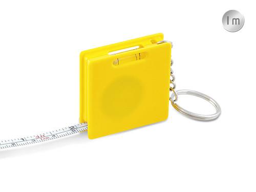 BRICK Plastični privezak za ključeve sa metrom