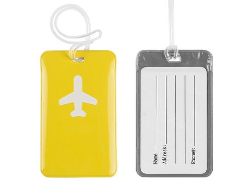 TROTERO Identifikaciona kartica za putnu torbu