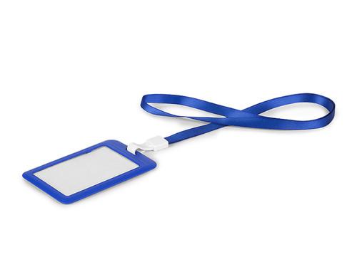 CARTER Plastični uložak za ID karticu sa trakicom