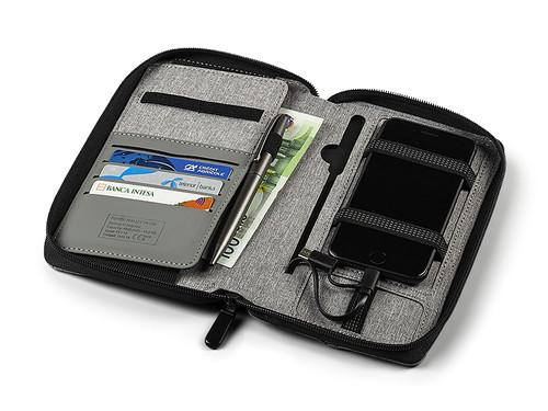 POWER WALLET Novčanik sa pomoćnom baterijom kapaciteta 4000 mAh