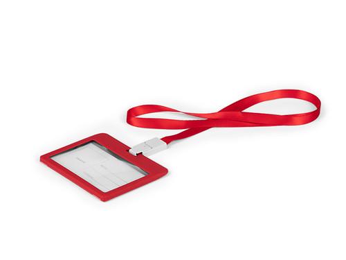 HOLDING Plastični uložak za identifikacionu karticu sa trakicom