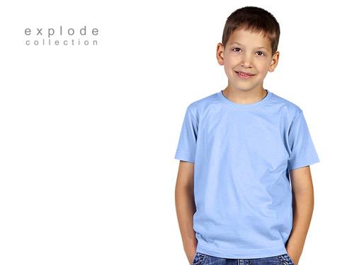 MASTER KIDS Dečja pamučna majica 50.011