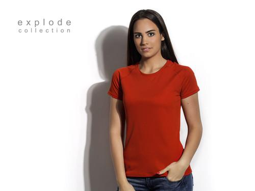 RECORD LADY Ženska sportska majica sa raglan rukavima 50.023