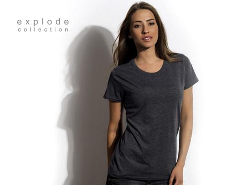 Promo majica za štampu FULL HD LADY, ženska, predviđena za sublimaciju 50.025