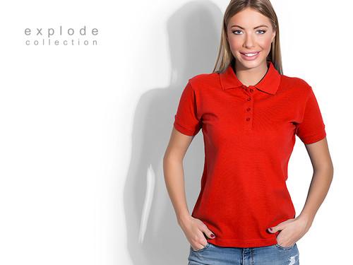 TOP GUN LADY Ženska pamučna polo majica 50.033