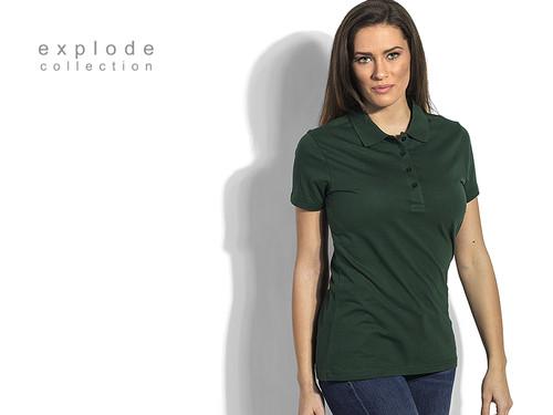 UNA Ženska pamučna polo majica 50.039