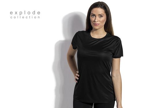 TEE LADY Ženska sportska majica kratkih rukava 50.042
