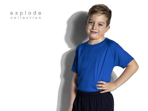 RECORD KIDS Dečja sportska majica sa raglan rukavima 50.045