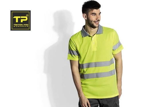TEKTON PRO VISION POLO Sigurnosna polo majica 50.053