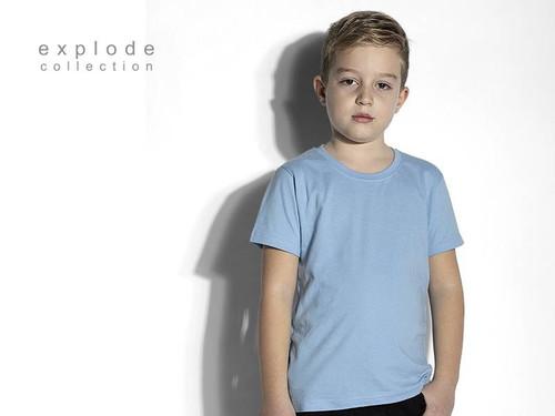 EXPLODE MASTER KID Decja pamucna majica 50.054