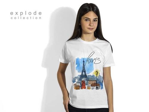 EXPLODE SUBLI KID Decja majica predvidjena za sublimaciju 50.057
