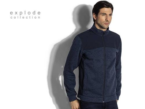 EXPLODE JUPITER Melirana jakna sa softshell delovima 57.046
