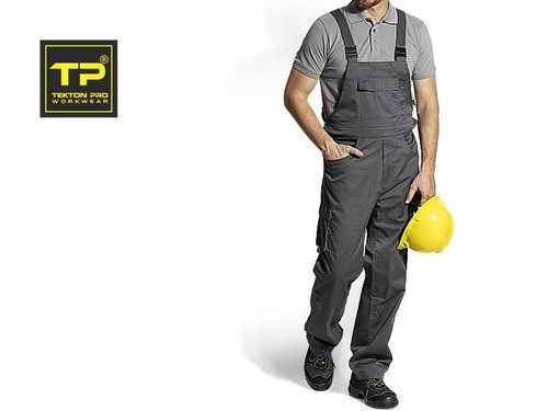 TEKTON PRO CRAFT BIB PANTS Radni polukombinezon 58.016
