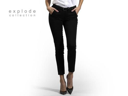 EXPLODE CHINO LADY Zenske pantalone 58.026