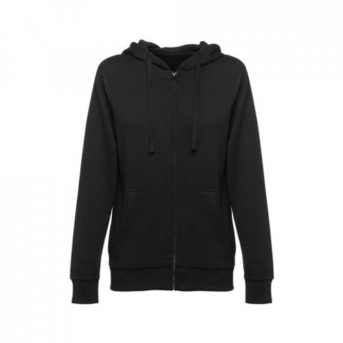 AMSTERDAM WOMEN. Women's hooded full zipped sweatshirt 30162