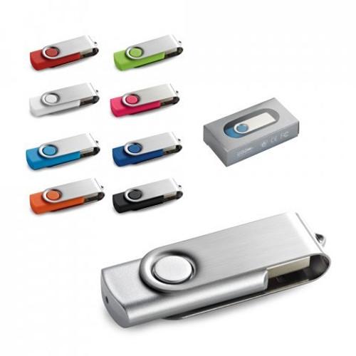 CLAUDIUS. USB flash drive, 4GB 97548